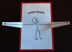 3. Funny handmade card ideas for girlfriend