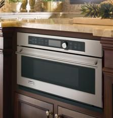 ZSC1201NSS - GE Monogram Built-In Oven with Advantium? Speedcook ...