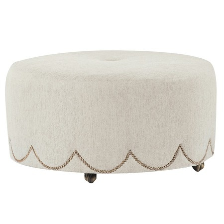 I pinned this Better Homes & Gardens Corey Cocktail Ottoman from the sfa design event at Joss and Main!: Corey Cocktail, Gardens Corey, Diy Project, Ottomans, Decorative Tacks, Cocktail Ottoman