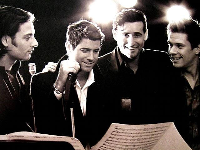 23 best images about il divo on pinterest spotlight fantasy springs resort casino and wicked game - Il divo all by myself ...