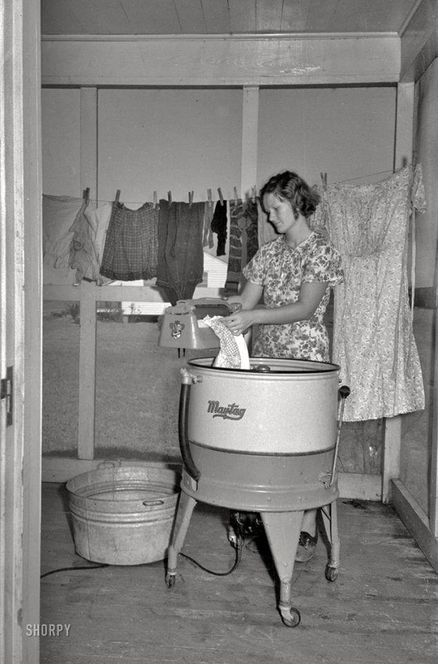 washing machine eats clothes