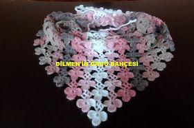 MALZEMELER: Alize gold batik 1 adet 2.5 ya da 3 numara tığ YAPILIŞI: 10 zincir çekilir.6.zincire ipliksiz batılır. 5 zincir çekili...