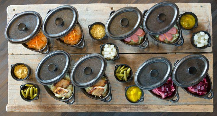 Van ontbijt tot diner en alles wat er tussen valt, onze chef-kok Barry maakt van elke hap een feestje. Alles is mogelijk met de #maatwerk #catering van de #Buitensocieteit #Zwolle.