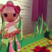 #party #lalaloopsy