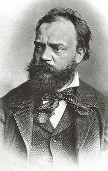 Antonin Dvorak was a Czech composer. Following the nationalist example of Bedřich Smetana, Dvořák frequently employed features of the folk music of Moravia and his native Bohemia (then parts of the Austrian Empire and now the Czech Republic). Dvořák's own style has been described as 'the fullest recreation of a national idiom with that of the symphonic tradition, absorbing folk influences and finding effective ways of using them'.