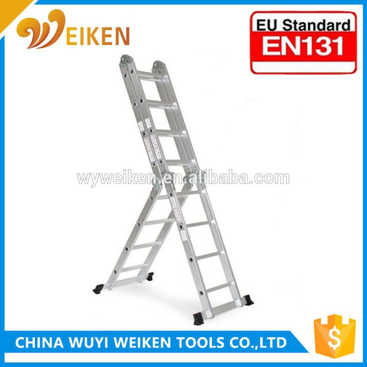 aluminium material scaffolding ladder, ladders scaffolding ladder for Italy