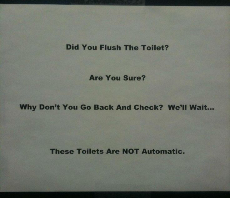 Bathroom Signs Doing It 20 best funny bathroom signs images on pinterest | bathroom signs