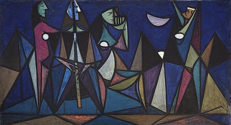 Ladislav Guderna: Nokturno:1947