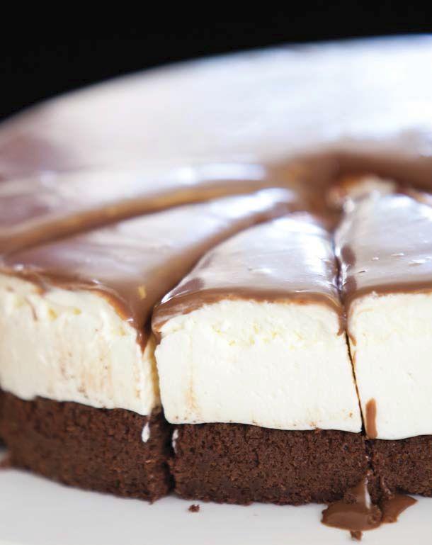 העוגה המתגלצ'ת - עוגה מפנקת בלי קמח
