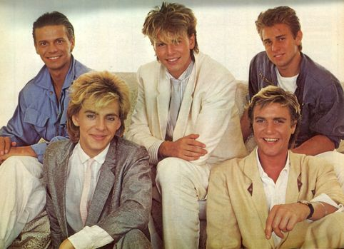 you gotta love the 80's! I used to swoon over this pic