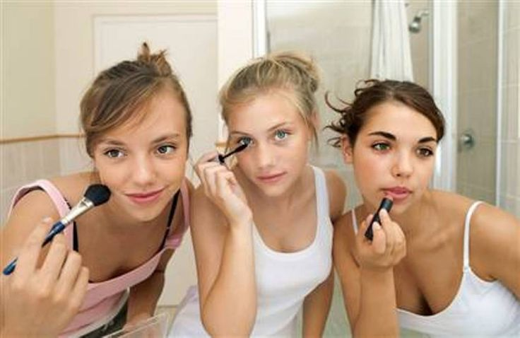 The BEST teen makeup article I've found. ALL teenage girls should read this before putting on makeup