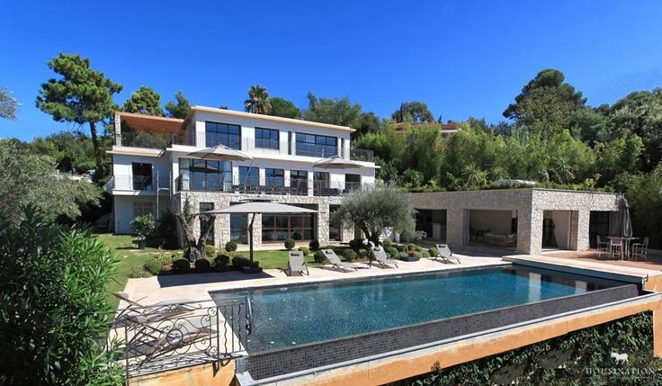 Housination French Riviera Villas, Cannes Villa Dunaway.