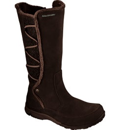Salomon Emmy Womens Waterproof Insulated Winter Boot - Just bought these and love them!