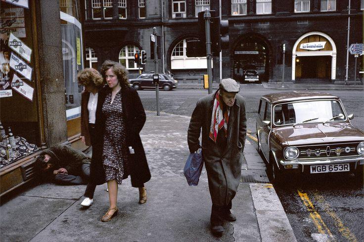 Raymond Depardon: La época más decadente de Glasgow | OLDSKULL