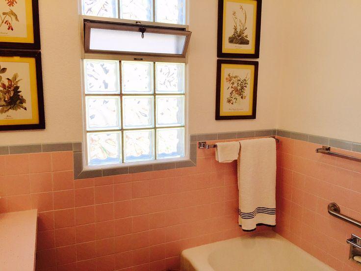 Current Bathroom Colors 21 best 1950s pink bathroom images on pinterest | pink bathrooms