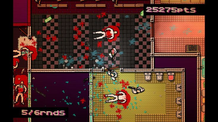 Hotline Miami on PlayStation 3 is a bloody good time