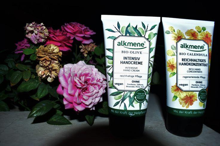 Βιολογικές κρέμες χεριών alkmene®