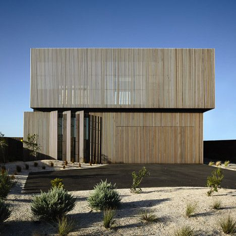 Torquay House by<br /> Wolveridge Architects