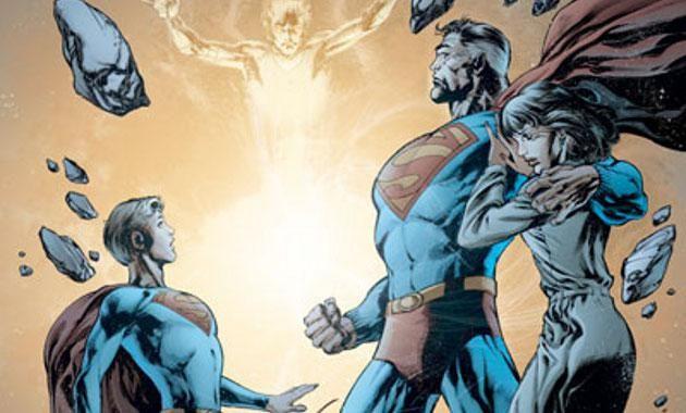 Auto duplicación  Los 5 poderes más extraños de Superman