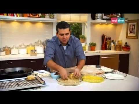 Mozzarella in carrozza Buddy Valastro - YouTube