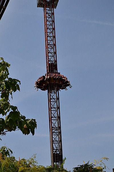Detonator Thorpe Park