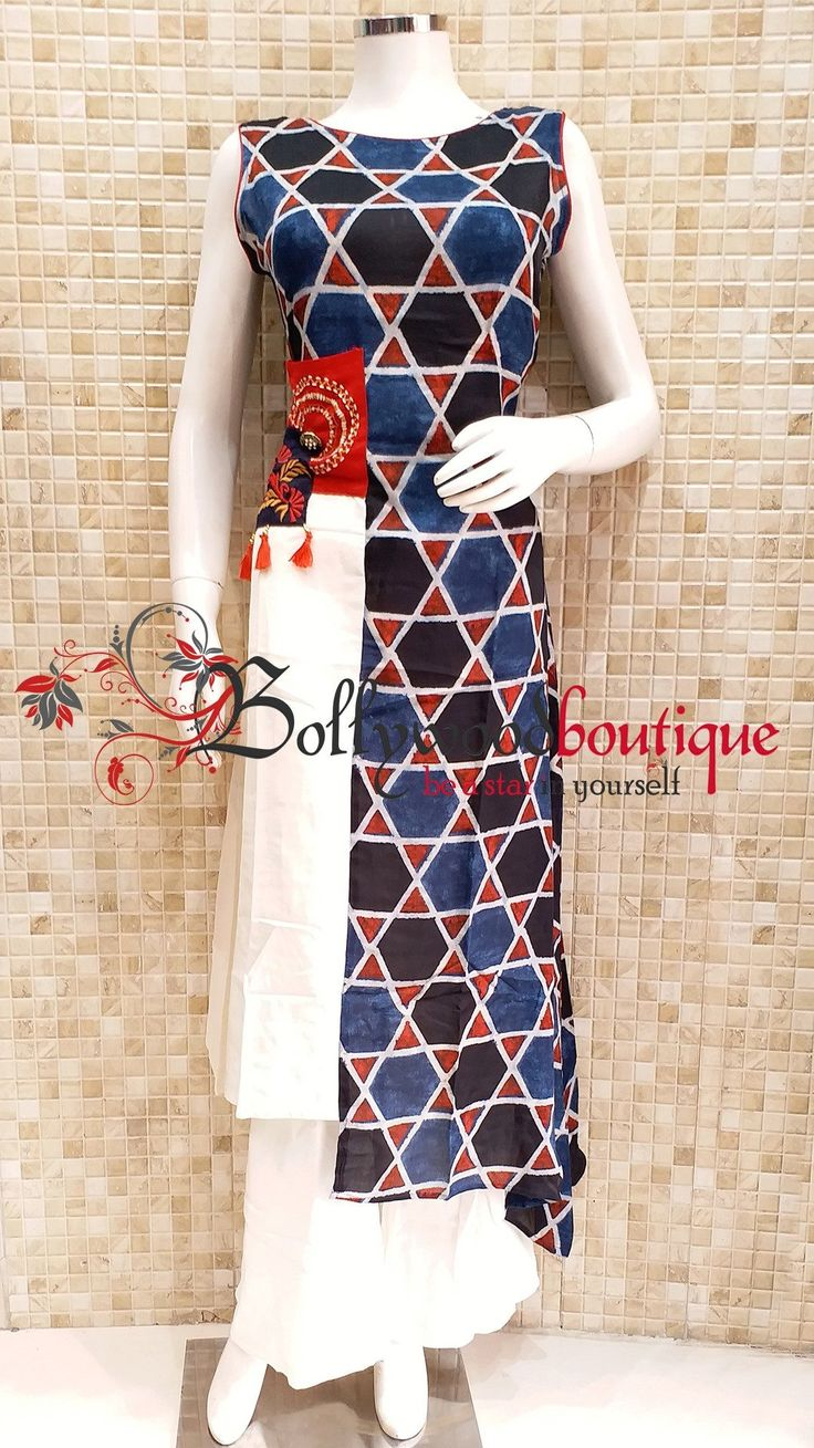 Designer Kurtis - Bollywood Boutique