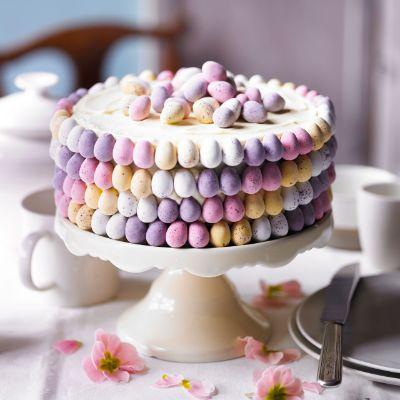Martha's Mini egg cake