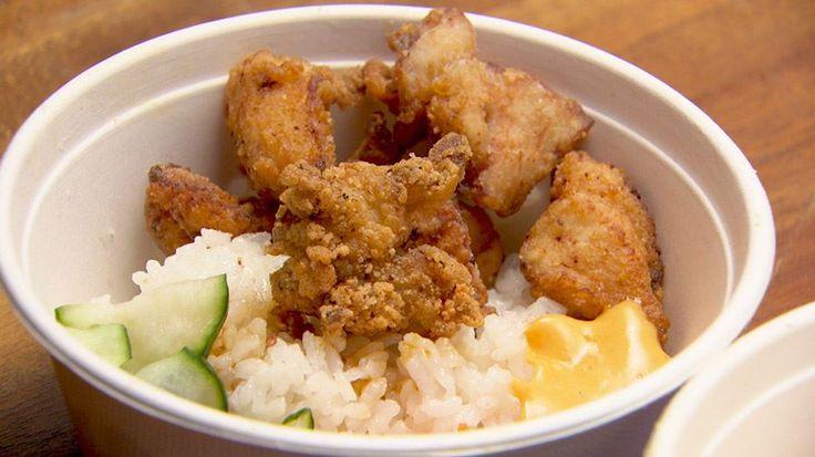 Karaage Chicken Bowl
