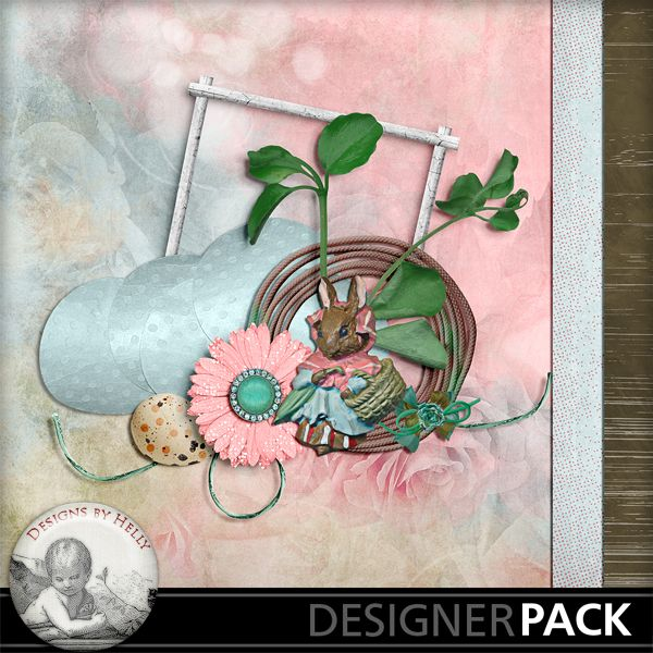 Designs by Helly: Freebie Mini---Spring Morning
