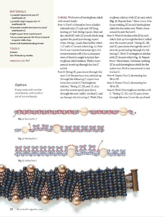 Превью Favorite Bead Stitches 2013_24 (534x700, 270Kb)
