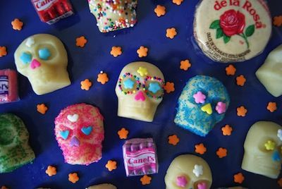 27 best images about dia de los muertos crafts on for Day of the dead arts and crafts