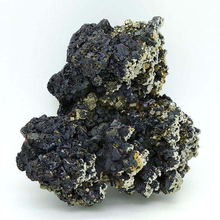 Bournonite, Sphalerite and Pyrite Specimen - 267g