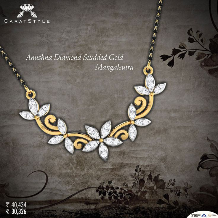 The best thing to hold onto in Life is each other. #mangalsutra…