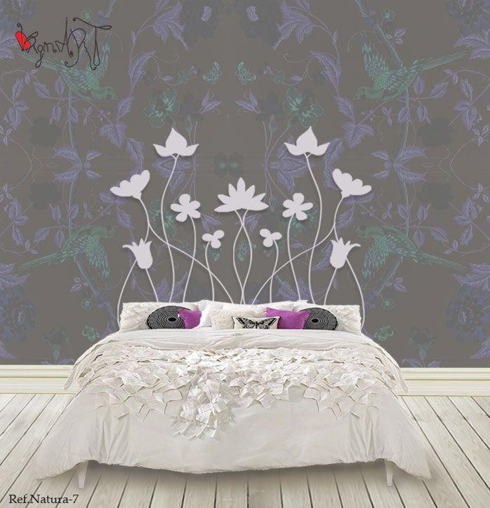 M s de 25 ideas incre bles sobre cabecero de hierro forjado en pinterest catres cama de hierro - Cabeceros de hierro ...