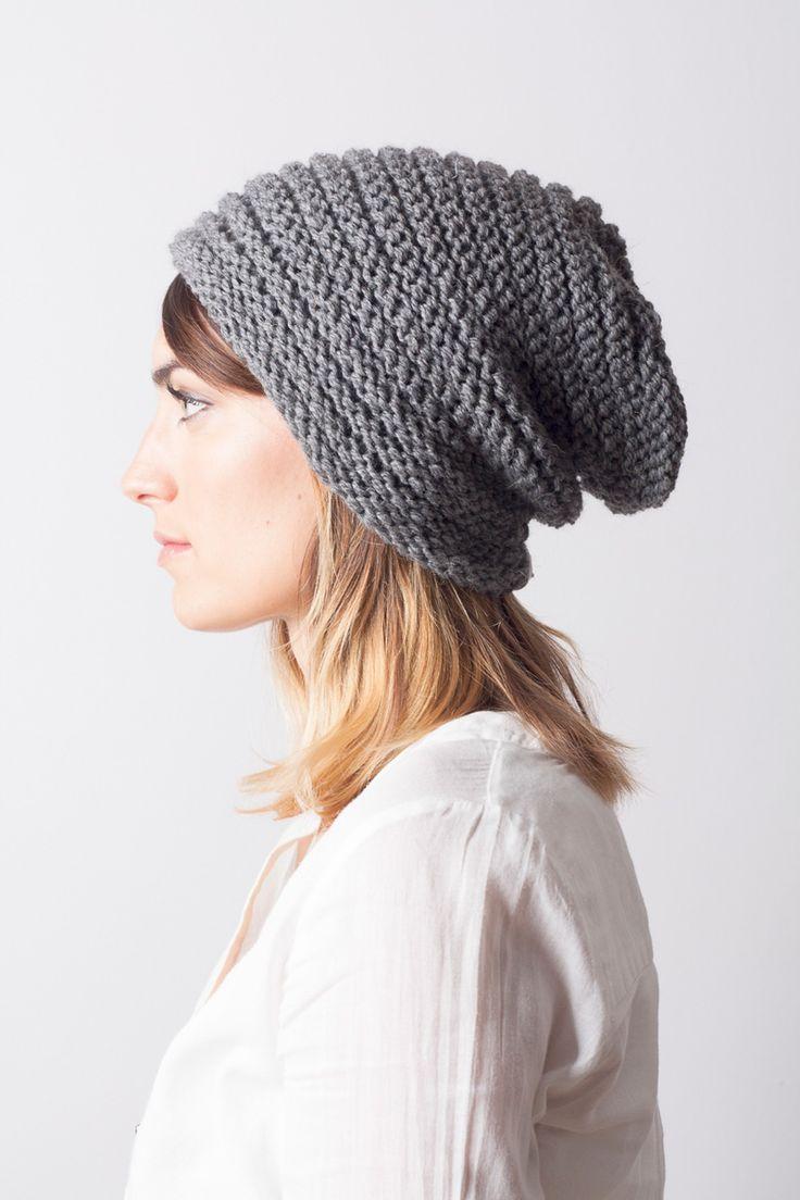 Gorro rayas 95% lana y 5% acrílico. Hecho a mano en España. Descubre más en nuestra tienda online! www.decamino.info