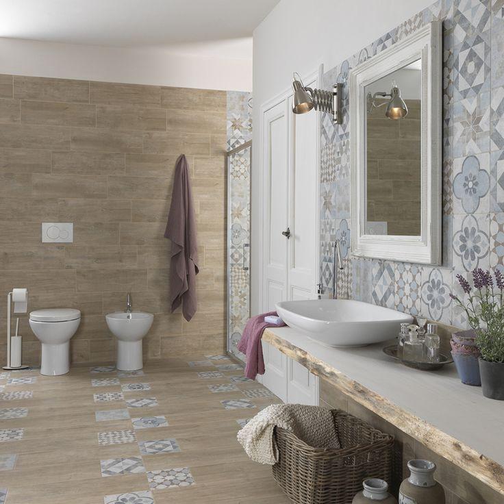 Piastrella Villa 20 x 20 multicolor: prezzi e offerte online