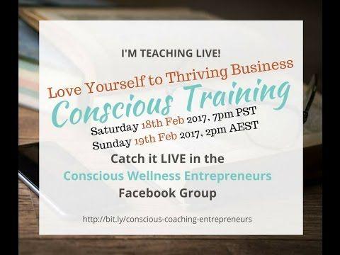 Conscious Training - Feb 2017