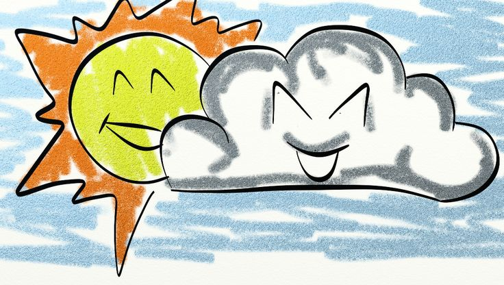 Sun and Cloud - March 1, 2014