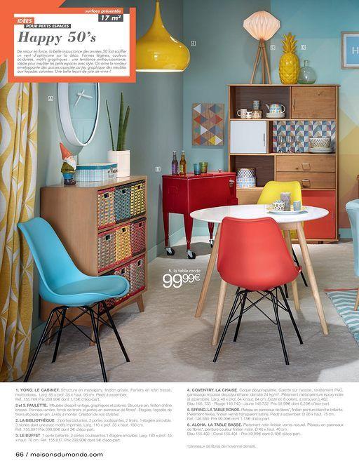 Catalogue la maison du monde great sgabello da bar - Nouveau catalogue maison du monde ...