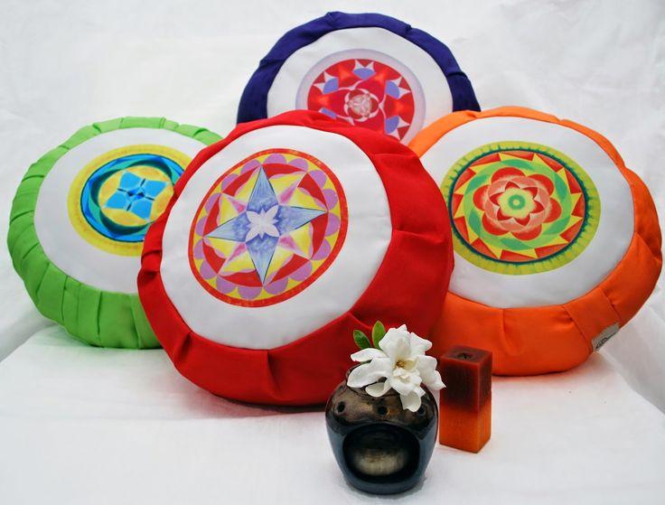 Maluca Diseño: Almohadones