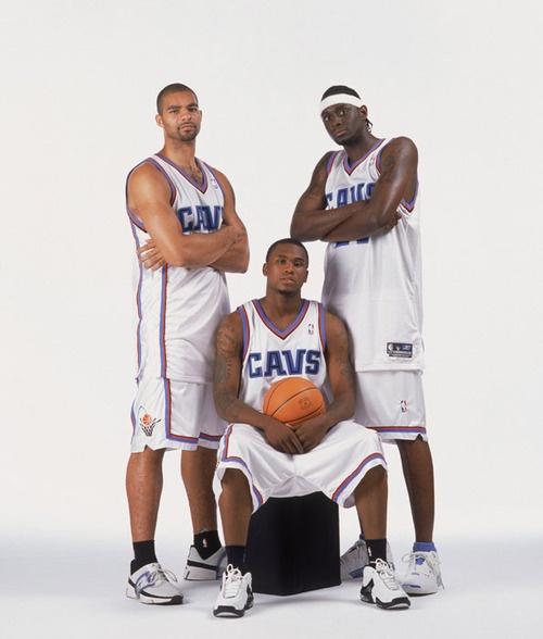 Cleaveland Cavaliers: Carlos Boozer, Darius Miles, Dajuan Wagner