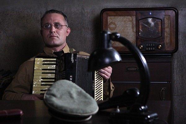 """Przemysław Bluszcz w """"Czasie honoru"""""""