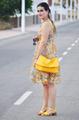 Sandalias Amarillas