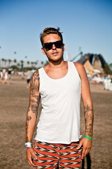 24 Best Images About Coachella Men On Pinterest