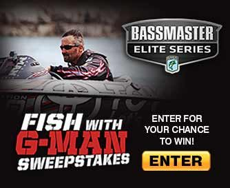 Current sweepstakes | Bassmaster