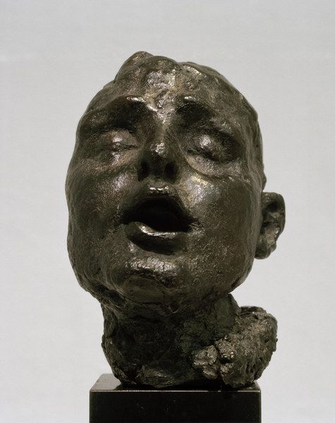 Camille Claudel - Tete d'esclave