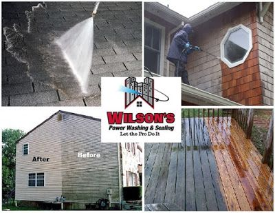 The pressure washing machines that are used by companies for industry use are slightly more advanced and feature rich.  There are many good power washing companies for deck cleaning in Arlington VA and all other kinds of exterior cleaning and can enable you to maintain your spaces well.