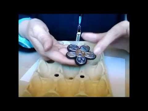 Arcilla polimérica: Imitación esmalte georgiano Aquí, enlace al tutorial del converter http://www.beadworx.de/en/converter_en/ Puedes ver más de mis trabajos...