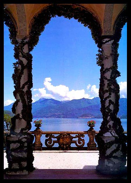 Lakeside Villa , Lake Como, Italy