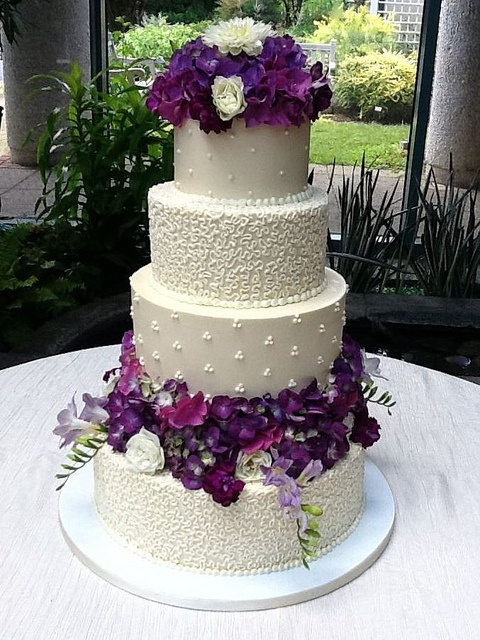 three tier purple wedding cakes 566 best 4 tier wedding cakes images on cake 20932